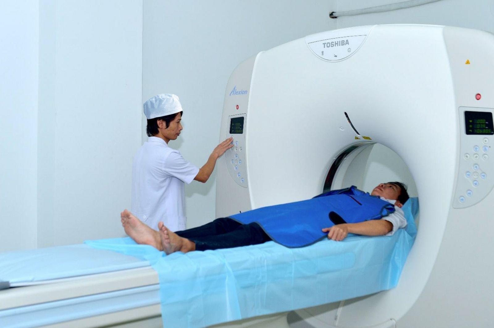 Máy chụp nhũ ảnh - Máy X quang di động